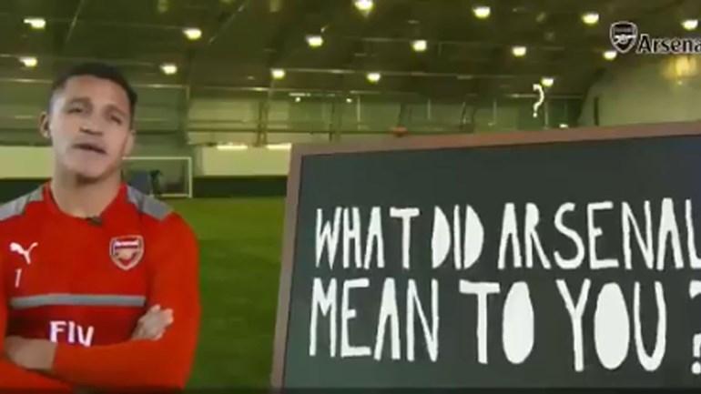 Alexis já assinou pelo United mas continua a ser perseguido por isto que disse no Arsenal