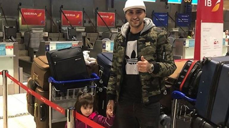 Sporting confirma Alan Ruiz no Colon