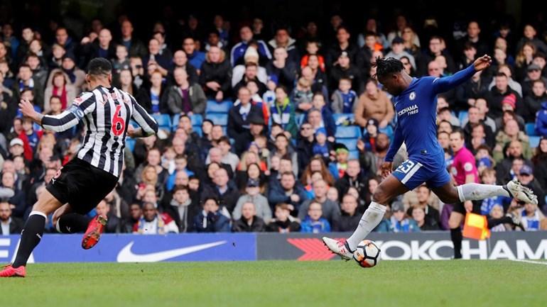 Chelsea bate Newcastle e avança na Copa da Inglaterra