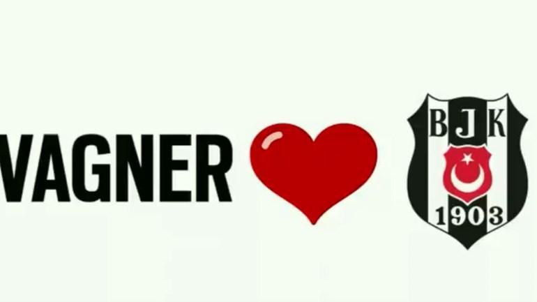 Besiktas anuncia Vagner Love de forma original