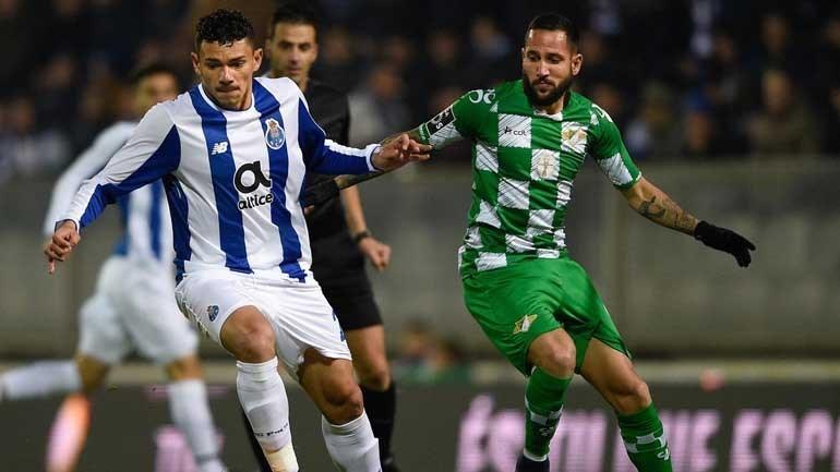 Moreirense-FC Porto, 0-0 — Resultado Final