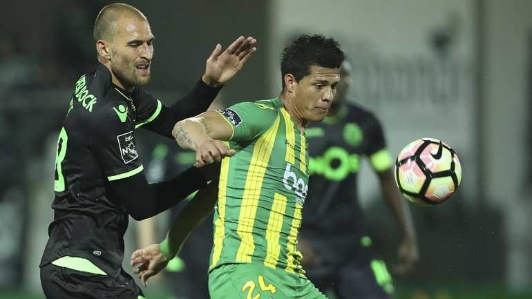 Tondela empresta Osorio ao FC Porto — OFICIAL