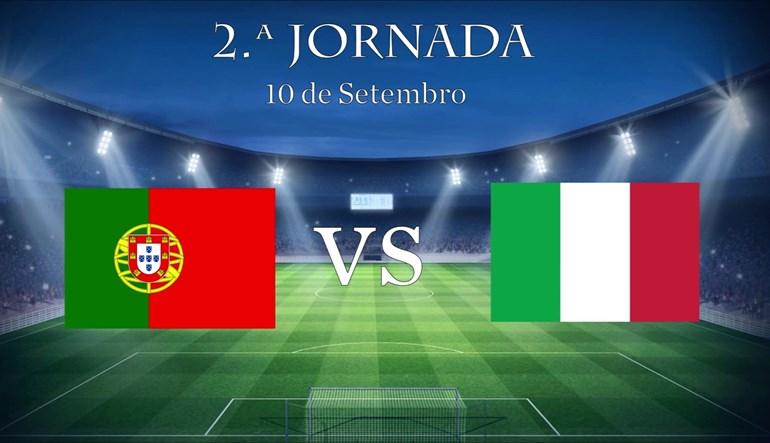 Aponte na sua agenda: o calendário do grupo de Portugal na Liga das Nações