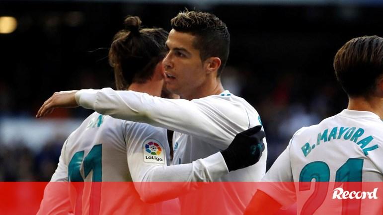 Butragueño  «Cristiano marcou dois golos mas podia ter feito cinco» - Real  Madrid - Jornal Record 868ee50181c3f