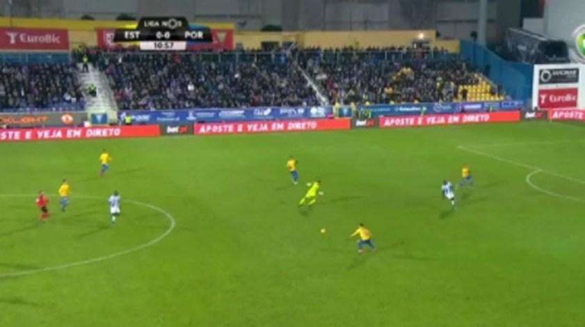 Os melhores momentos do Estoril-FC Porto