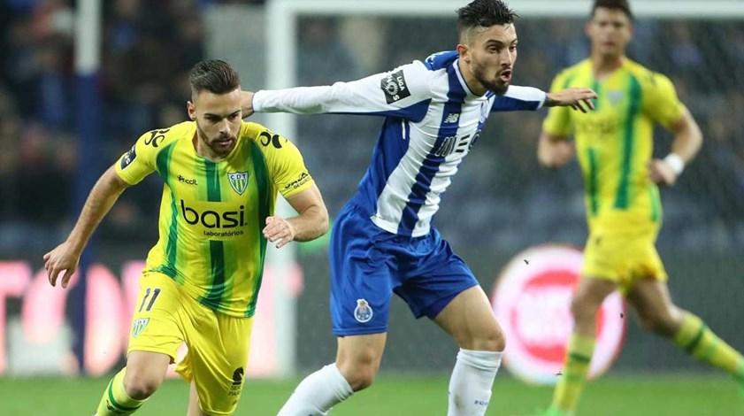 Observador do FC Porto-Tondela será alvo de processo disciplinar