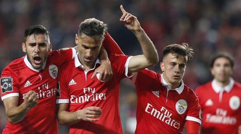 Benfica-Chaves, 3-0 (resultado final)
