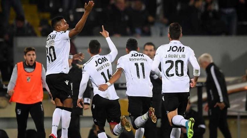 V. Guimarães-Estoril, 3-1
