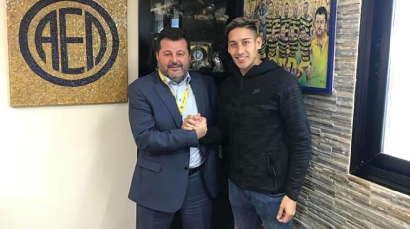David Texeira deixa conquistadores e ruma ao AEL Limassol