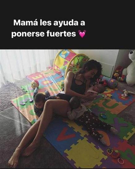 Georgina Rodríguez mostra fotografia inédita ao estilo 'mamã sexy'