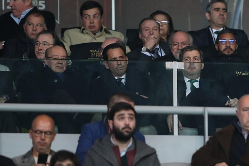Bruno de Carvalho queixa-se de penálti por marcar e de Felipe