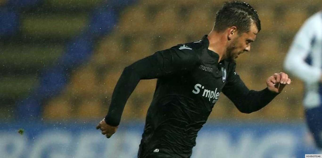 V. Guimarães B- Cova da Piedade, 1-0: Castro dá triunfo aos vimaranenses