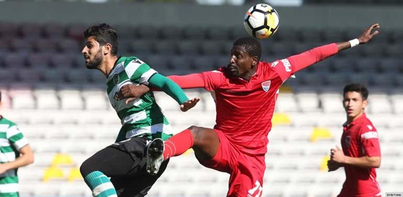 Gil Vicente-Sporting B, 0-0