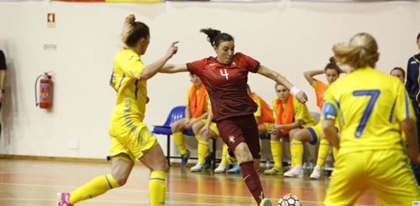 Seleção feminina vence Ucrânia com reviravolta no marcador