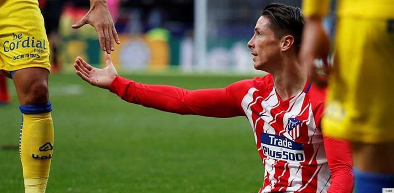 At. Madrid quer 'mandar' Torres para a China