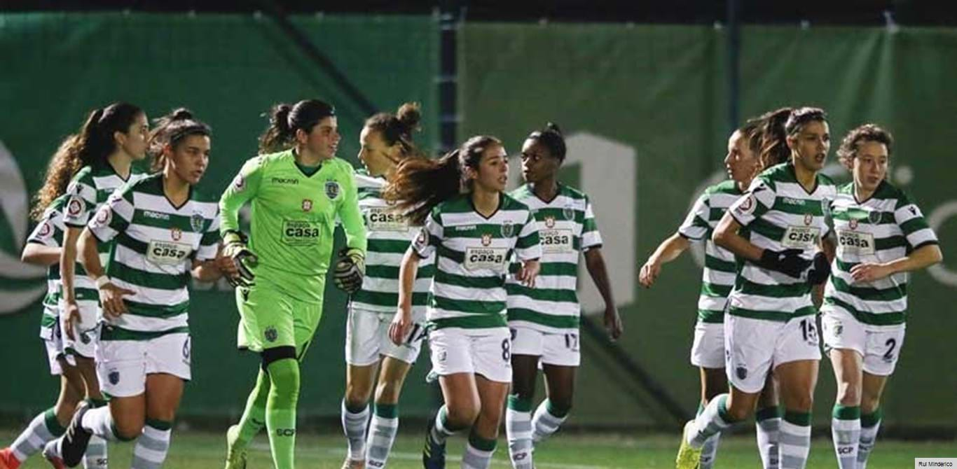 Sporting goleia Boavista por 6-0 e atinge a centena