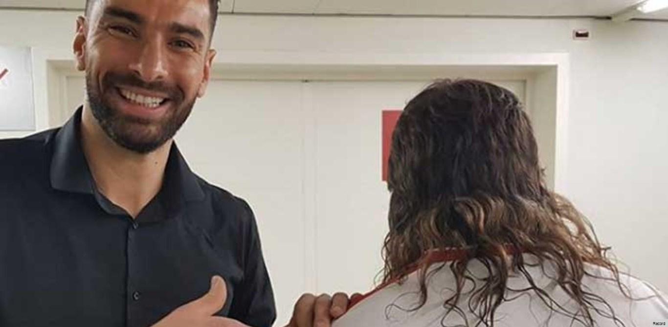 Rui Patrício 'avisa' Bruno Fernandes com um... cepo