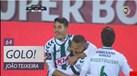 João Teixeira fez o terceiro e deixou o V. Setúbal mais perto da vitória