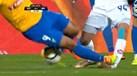 A arrepiante lesão de Chaby diante do Estoril