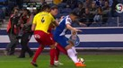 Bola parada de Alex Telles resulta em novo golo portista
