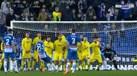 Granero salva Espanyol da derrota com livre fantástico