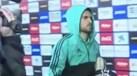Humilhação de Zidane a Ceballos? 28 segundos em campo e cara de poucos amigos à saída