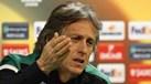 Jesus e o acordo com o Benfica: «Eu estava aqui, quem resolveu o problema foi o meu advogado»
