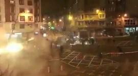 Pânico em Bilbau devido a confronto entre claques