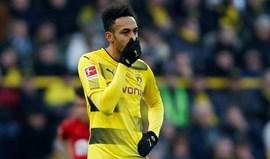 Aubameyang pede desculpa aosadeptos do Dortmund: «Todos sabem quesouum louco»