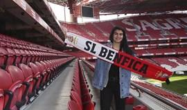 Benfica anuncia contratação de Carlota Cristo