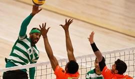 Sporting derrota Castelo da Maia