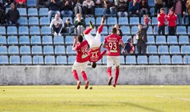 Santa Clara-FC Porto B, 2-0: Insulares travam líderes