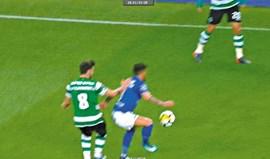 Os casos do Sporting-Feirense