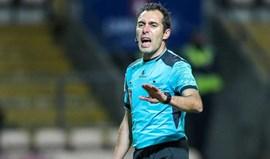 Bruno Esteves arbitra Moreirense-Estoril