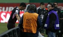 Conselho de Arbitragem aponta erro no golo anulado ao Sporting