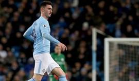 Manchester City já tinha plantel que 'rebentava a escala'... mas foi ainda mais longe