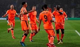 FC Porto-Liverpool, 0-5