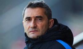 Valverde e o jogo com o Eibar: «Não pensamos no Chelsea»