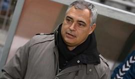 José Couceiro antevê encontro com P. Ferreira: «Não é o jogo do clique»