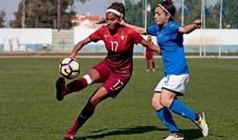 Sub-16 derrotadas pela Itália