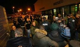 Jornalistas protegidos pela PSP após a assembleia geral do Sporting