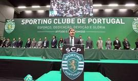 AG do Sporting: Bruno de Carvalho arrasa com quase 90 por cento