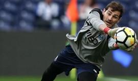 Casillas responde a comentador espanhol após tweet que meteu Sporting e Barcelona ao barulho