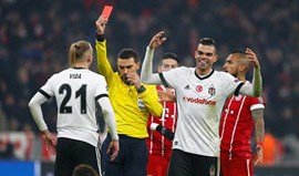 Pepe: «Se tivesse continuado onze para onze poderia ter sido diferente»