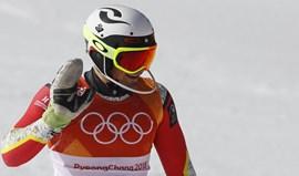 PyeongChang'2018: Arthur Hanse termina slalom na 38.º posição