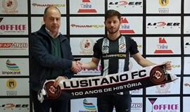 Mauro Santos é reforço do Lusitano de Vildemoinhos