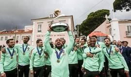 Sporting recusa convite do Benfica para homenagem a campeões europeus de futsal