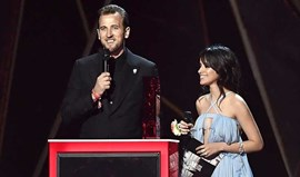Harry Kane alvo de piada nos British Awards