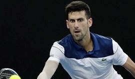Novak Djokovic alvo das finanças do Brasil