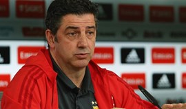 Vídeo-árbitro: Rui Vitória pede medidas e dá exemplo de Casillas no Euro'2012